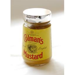 Silver Mustard Lids