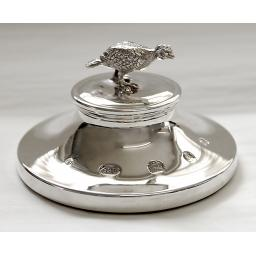 Grouse Paperweight