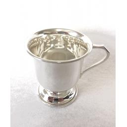 Christening Cup - Silver