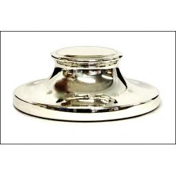 Sterling Silver Capstan Paperweight.
