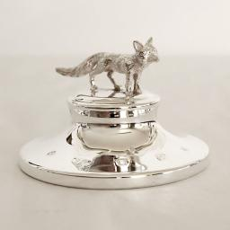 Fox Paperweight