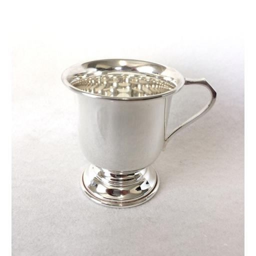 Sterling Silver Small Childs Christening Cup