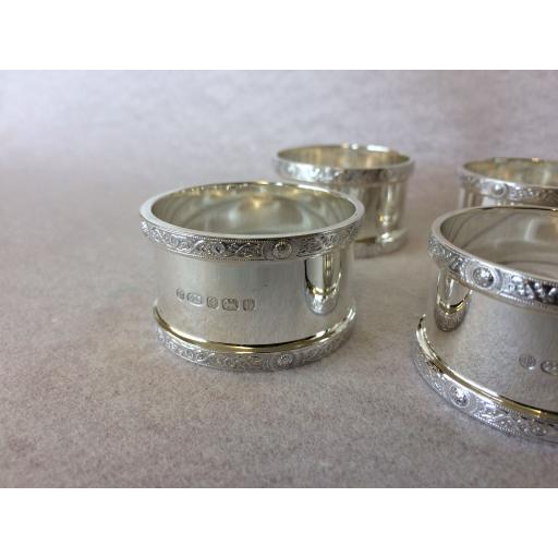 Celtic Napkin Ring
