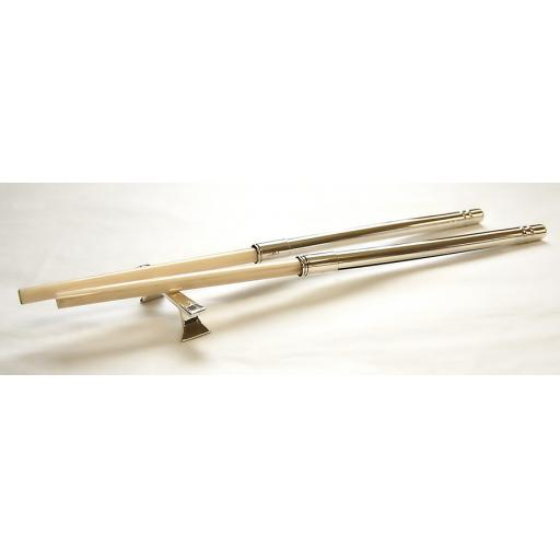 Sterling Silver slide action Chopsticks