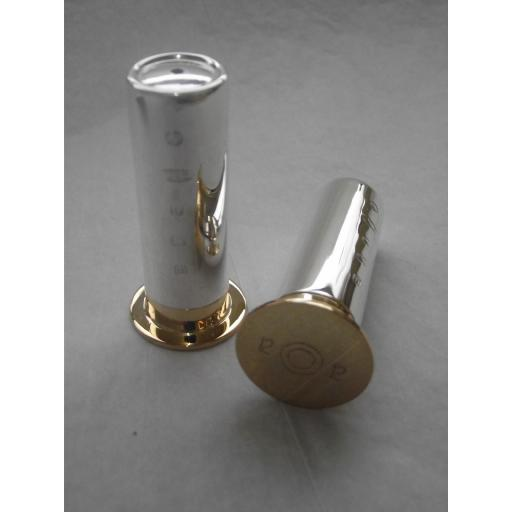 Shotgun Cartrige Salt and Pepper Set
