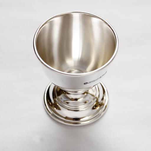 Sterling Silver Egg Cup